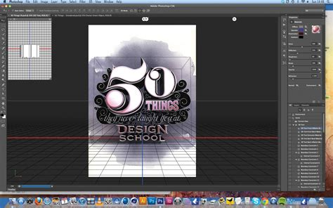 3d type tutorial create 3d type using photoshop cs6