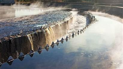 Water Sludge Sewage Treatment Wastewater Engineering Treated