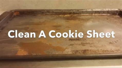 sheet cookie rust clean burnt stains friend bar