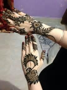 Dubai Arabic Henna Mehndi Design