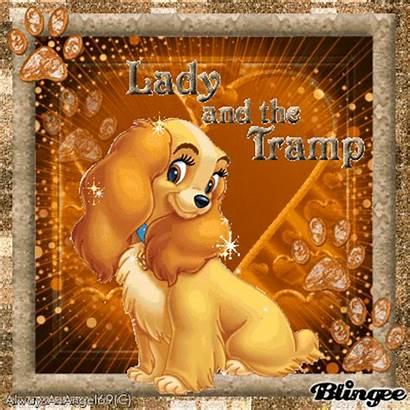 Tramp Lady Disney Classic Fanpop Gifs Cartoons