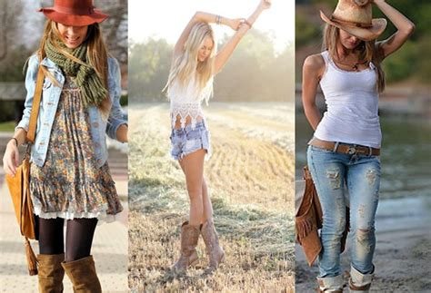 Country Girl Style Outfits & Tips  Fashion Rules