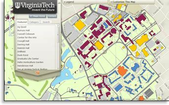 Virginia Tech - Enterprise GIS Research and Development ...