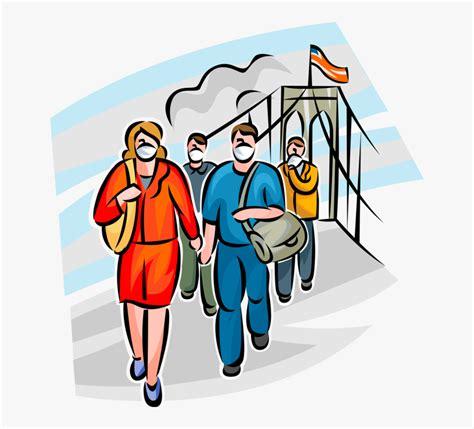 Vector Illustration Of Survivors Of World Trade Center ...