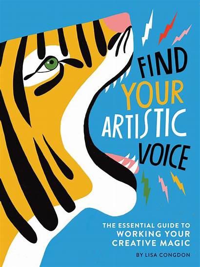 Voice Artistic Congdon Lisa Artwort Essential Magic