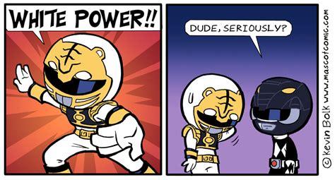 White Power Ranger Meme - image 638535 power rangers know your meme