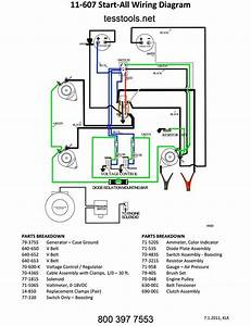 Peugeot 607 Workshop Wiring Diagram