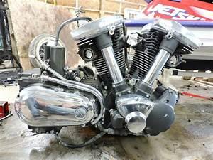 03 Yamaha Xv1600 Xv 1600 Midnight Road Star Engine Motor