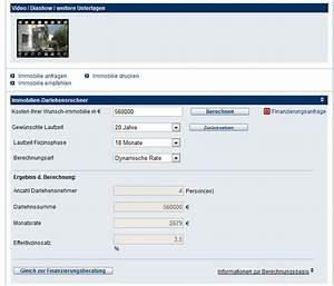 Kreditrechner Immobilien Online : kreditrechner immobilien kredit sterreich ~ Jslefanu.com Haus und Dekorationen