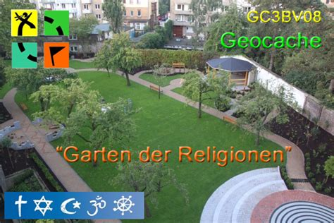 Gc3bv08 Garten Der Religionen (unknown Cache) In Nordrhein