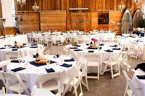 White 120 Round Tablecloths Navy Blue Napkins And Water
