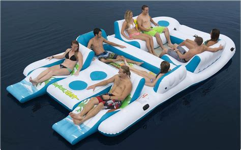 tub 8 person 8 person raft pool tropical tahiti