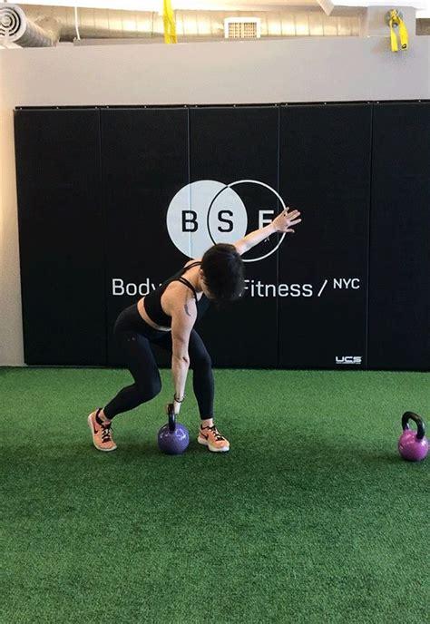 kettlebell transformation body training results