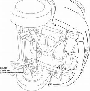 Mazda 3 Splash Shield Bolts