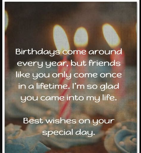 Best Wishes To A Friend Birthday Wishes For Best Friend Even For