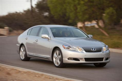 2010 Lexus Gs 450h Review
