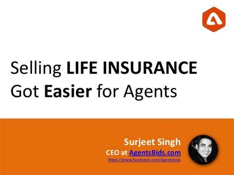 Selling Life Insurance Got Easier For Agents