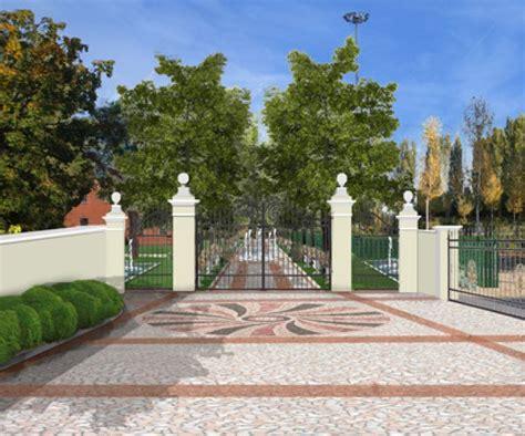veneta giardini progetto giardino la villa veneta pavimentazione