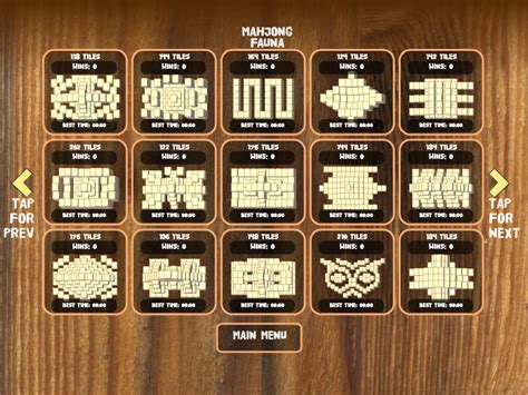mahjong animal tiles solitaire with fauna pics android