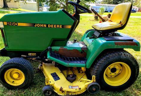 john deere garden tractor   sale  hertford nc offerup