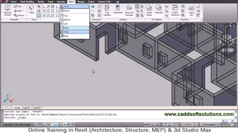 3d Home Design Tutorial Pdf by Autocad 3d House Modeling Tutorial 4 3d Home 3d