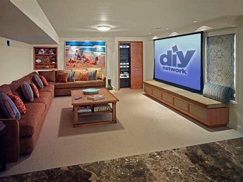 tips  designing  ultimate media room diy network