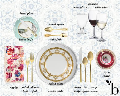 15 Top Imageries Designs For Setting A Dinner Table