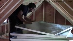 Installing Rigid Foam Insulation