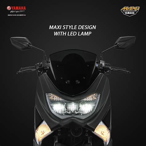 Nmax 2018 Pilihan Warna by Yamaha Luncurkan Nmax 155 Baru 2018 Hadir Dengan 4