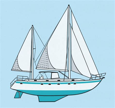 Sailboat Outline Vector Free by Sailboat The Creative Portfolio Of Nick Botner