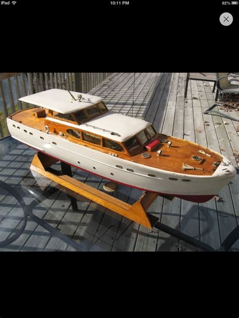 scale model rc boats images  pinterest scale
