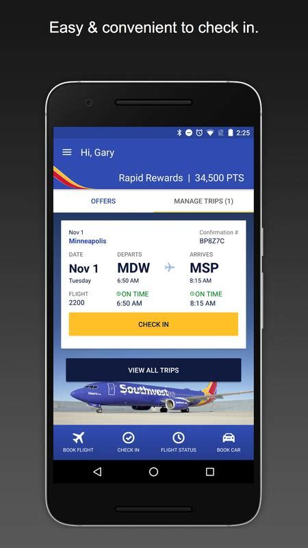 southwest airlines apk free travel local app for android apkpure
