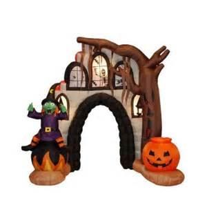 Walmart Inflatable Halloween Decorations bzb goods halloween inflatable haunted house arch