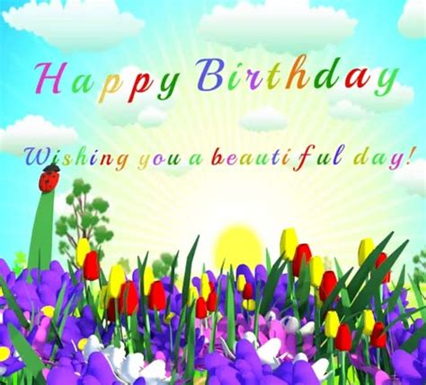 happy beautiful day  happy birthday ecards greeting cards