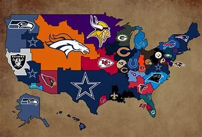 Nfl Wallpapers 1080 1920 Football Map Teams