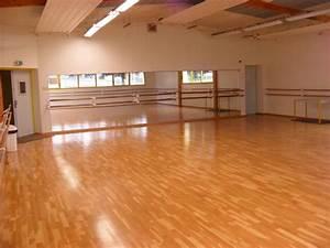 Les locaux for Parquet de danse