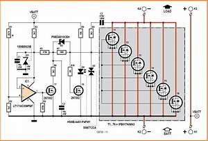 Current Limiter Circuit Diagram