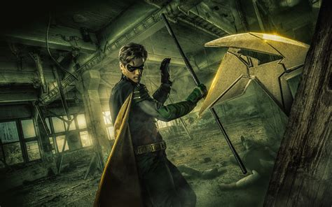 wallpaper robin dick grayson titans dc comics brenton