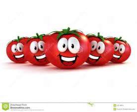 Funny Tomato Cartoons