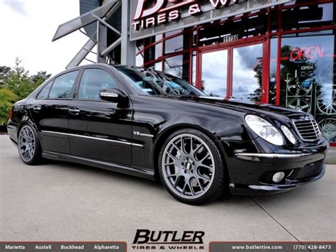 mercedes  class   bbs ch  wheels exclusively