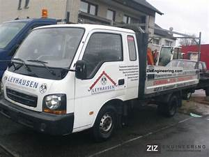 Kia K2700 Truck 2002 Stake Body Truck Photo And Specs