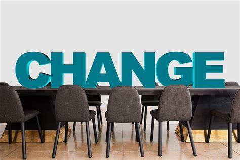reasons  change management training  important