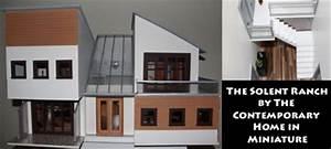 Modern Mini Houses: Where to Buy Modern Dollhouses
