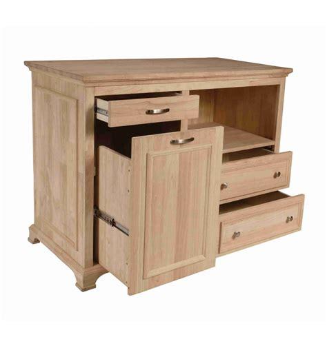 48 kitchen island 48 inch bristol kitchen island bare wood fine wood furniture groton ct