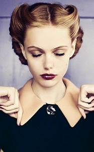 The Gorgeous 1930's Hairstyles | Best Medium Hairstyle ...