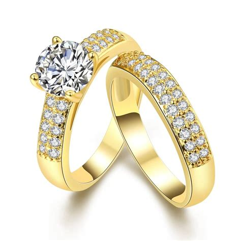 15 best collection of pair wedding rings