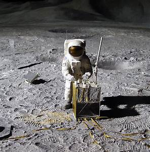 U S Moon Landing Conspiracy - Pics about space