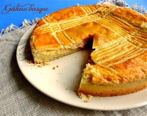 cuisine basque recettes gâteau basque recette et origine du gâteau basque il était une fois la pâtisserie