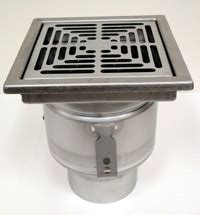catalog stainless steel drains