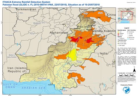Maps / Pakistan | ITHACA